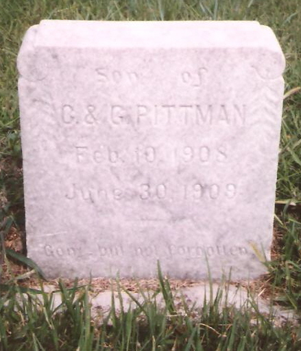 Ralph Irl Pittman