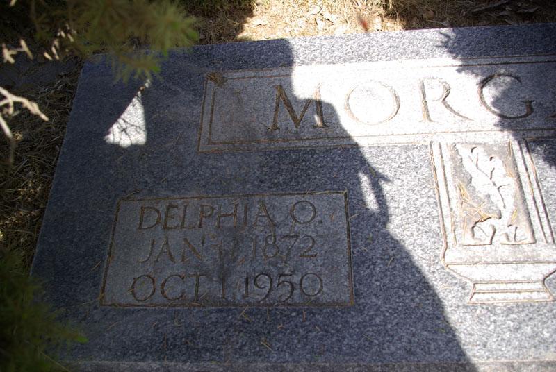 Delphia Burnetta <i>Ostler</i> Morgan