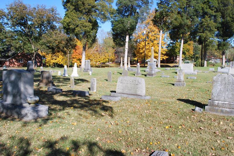 Sunset Cemetery