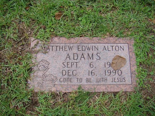 Matthew Edwin <i>Alton</i> Adams