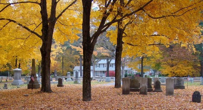 Heart Pond Cemetery