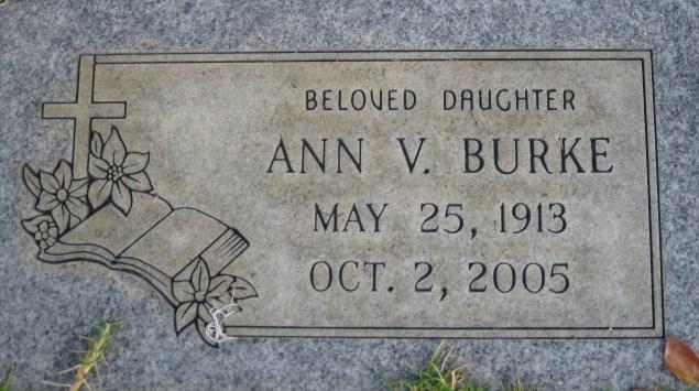Angelina Freitas Ann <i>Vierra</i> Burke