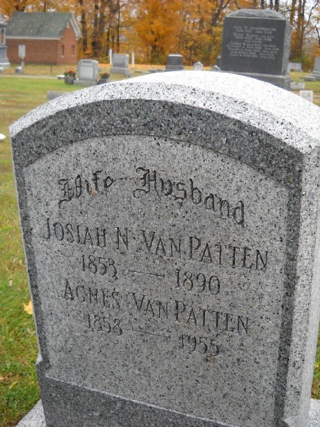 Josiah N Van Patten