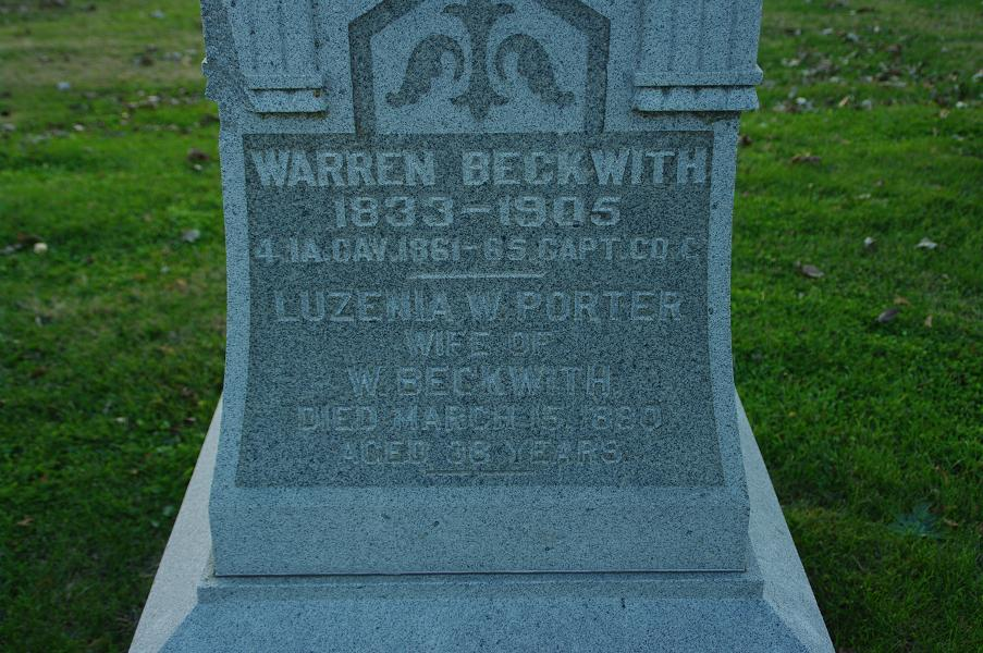Warren W. Beckwith