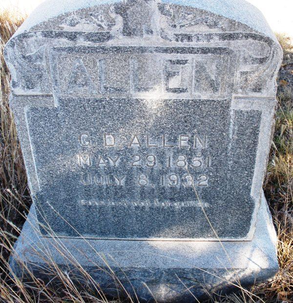 Gilbert Daniel Allen