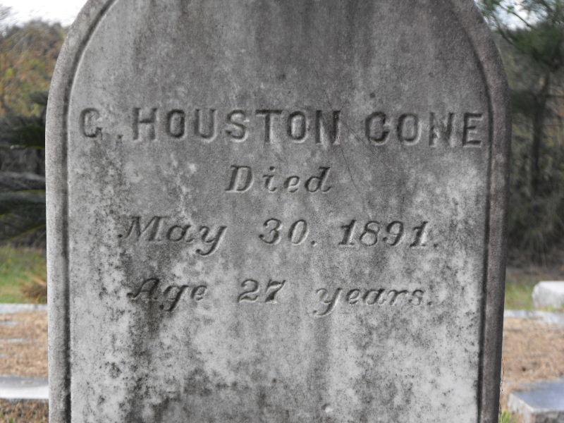 George Houston Cone