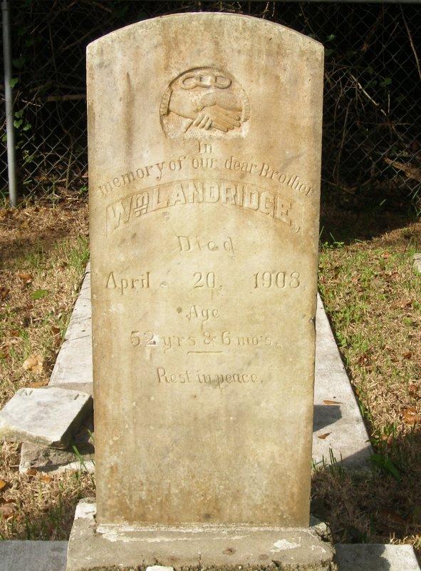 William Landridge