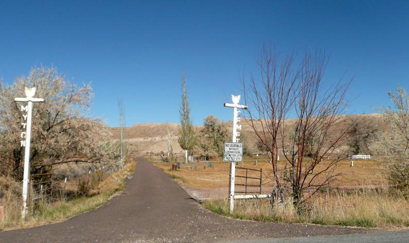 Myton Cemetery