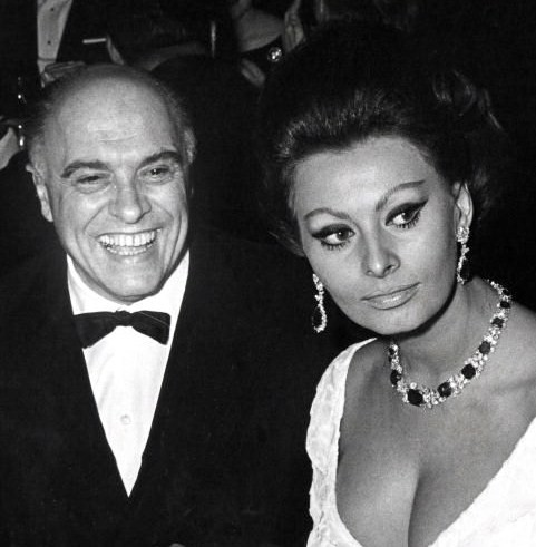 Image result for Carlo Ponti