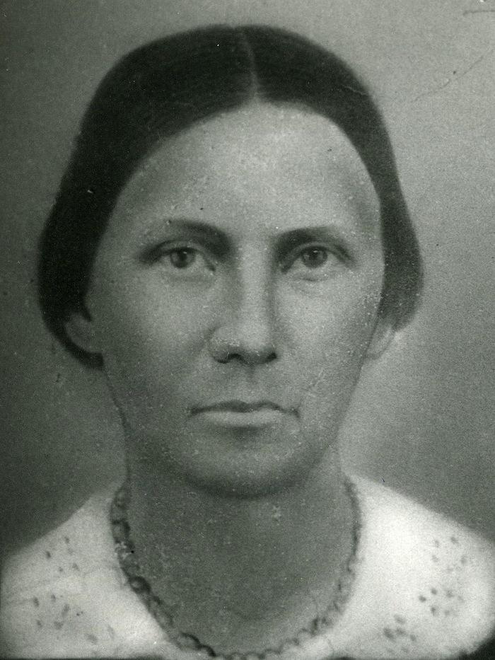 Mary F. <i>Steed</i> Hardigree