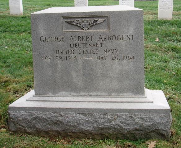 Lieut George Albert Arbogust