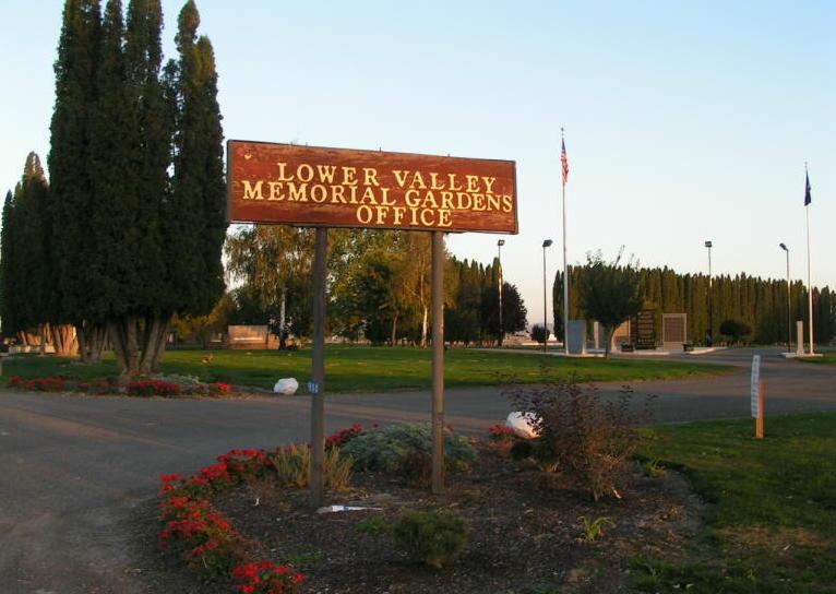 Lower Valley Memorial Gardens