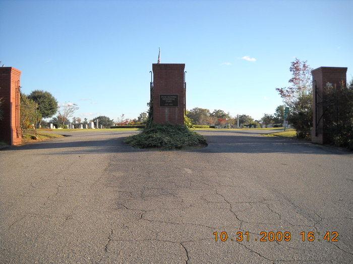 Tuscaloosa Memorial Park
