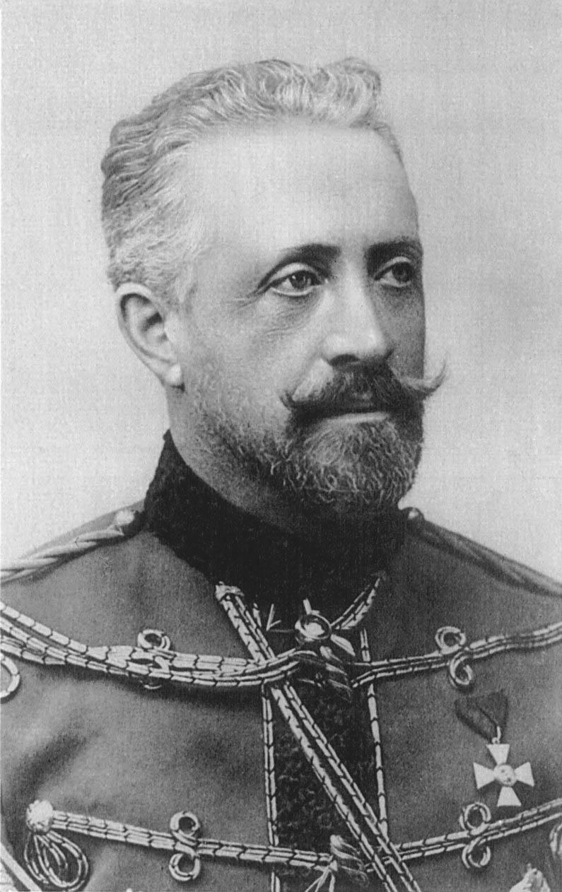 Nikolas Nikolaevich Romanov