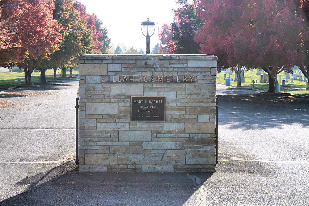 Zillah Cemetery