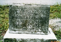 Nicholas Hunter Langford