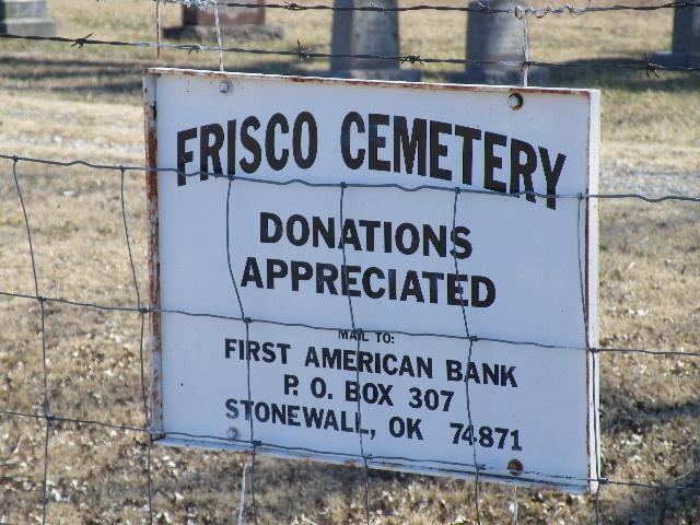 Frisco Cemetery