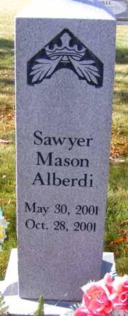 Sawyer Mason Alberdi