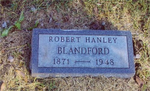 Robert Hanley Bud Blandford