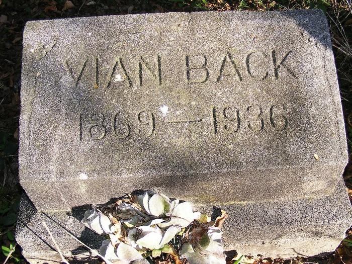 Vian Back