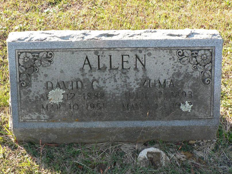 Zuma Pauline Allen
