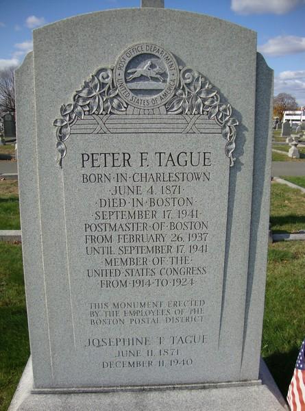 Peter Francis Tague