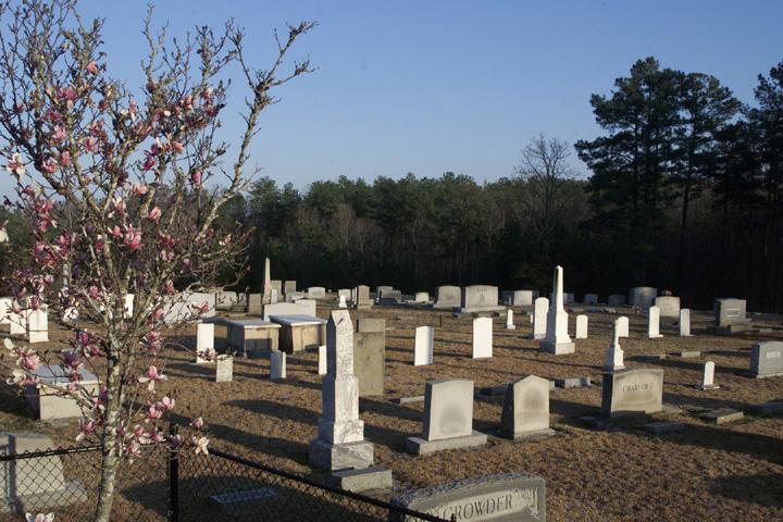 Salem Presbyterian Church Cemetery