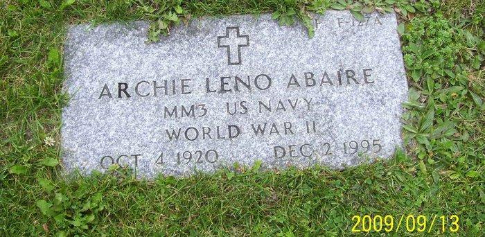 Archie Leno Abaire