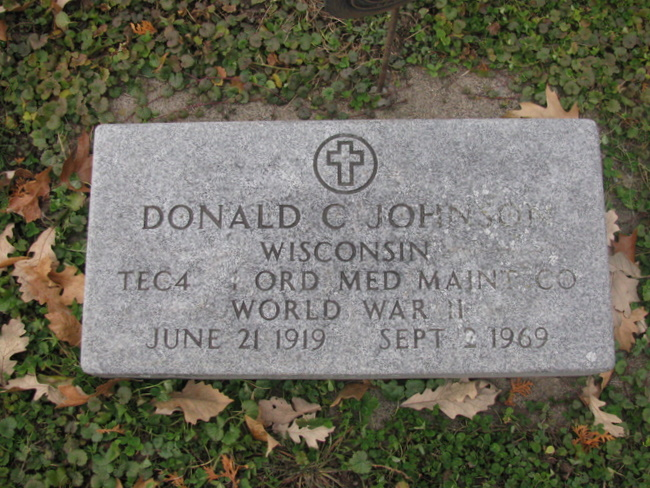 Donald C. Johnson