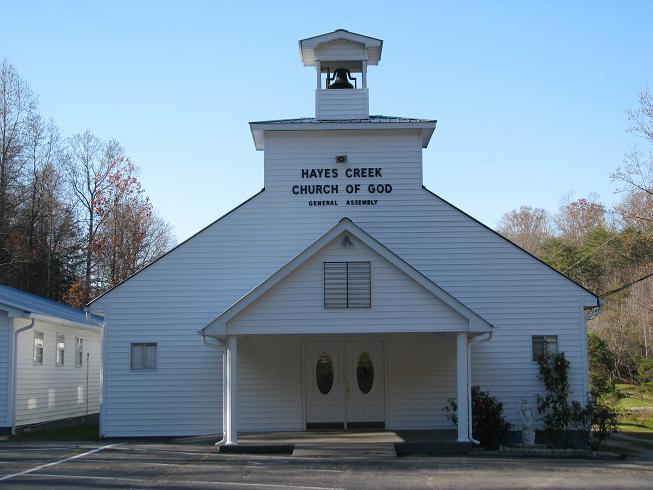 Hayes Creek Cemetery