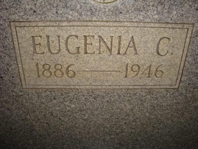 Eugenia C VanDeventer