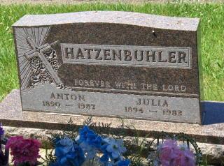 Julia <i>Scheetz</i> Hatzenbuhler