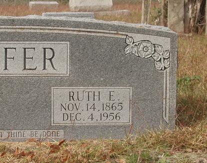 Ruth E. Shafer