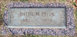 Hattie Mae <i>Cloud</i> Pryor