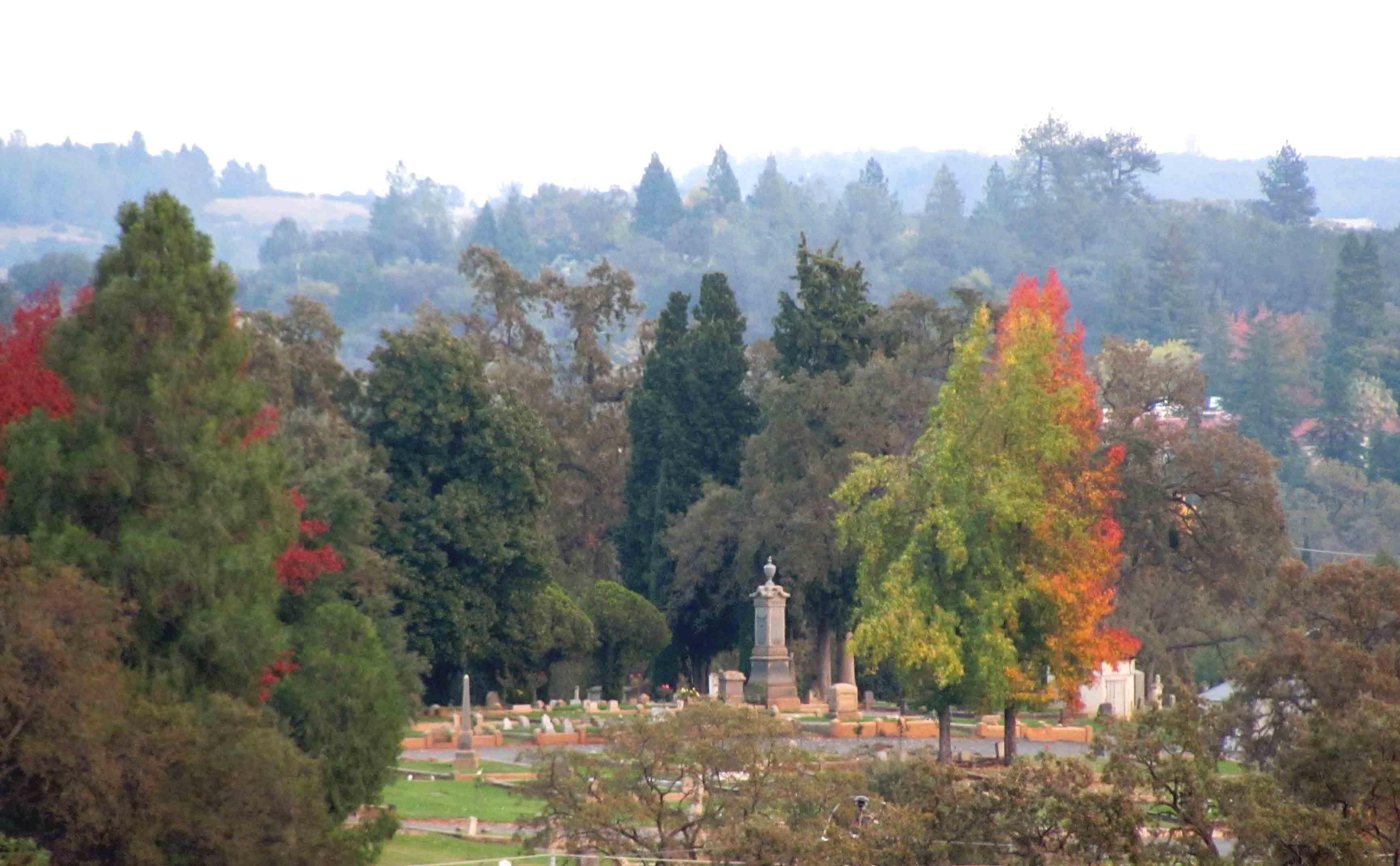 Old Auburn Cemetery