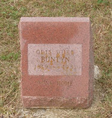 Odis Duke Buntyn