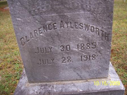 Clarence Aylesworth