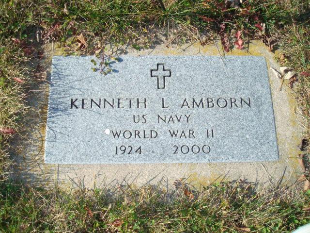 Kenneth L Amborn