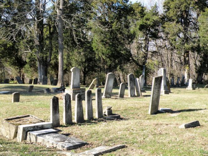 Rocky Spring Cemetery