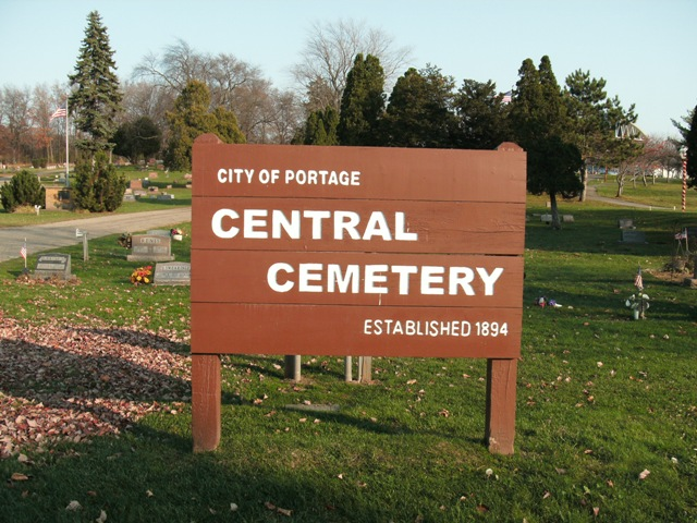Portage Central Cemetery