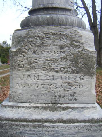 Elder Lewis P. Comer