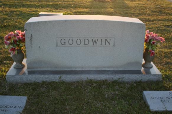 Lucy Ellen <i>Holloway</i> Goodwin