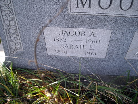 Sarah Elizabeth <i>Green</i> Mooney
