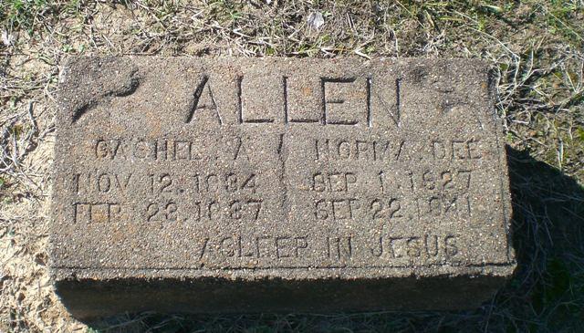 Cashel Allen