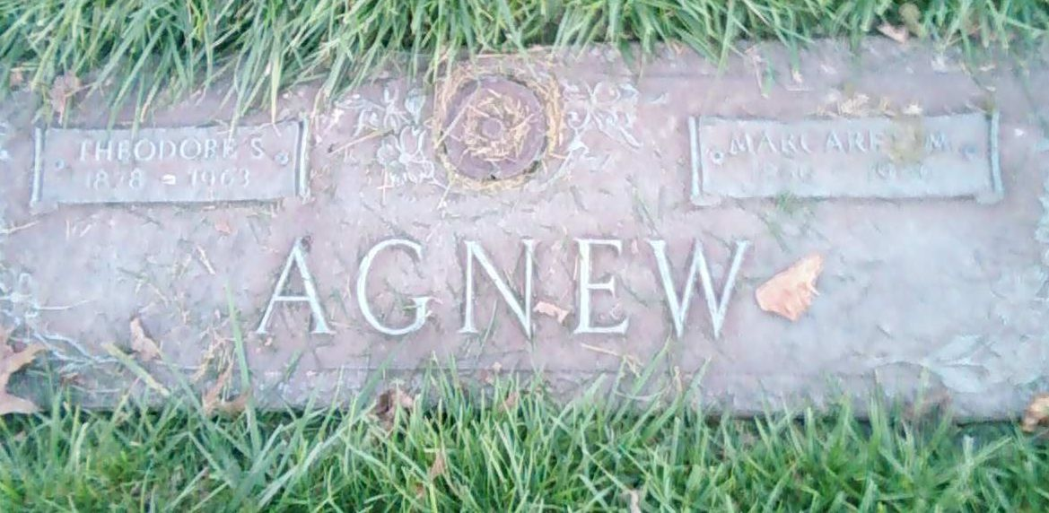 Margaret Marian <i>Akers</i> Agnew