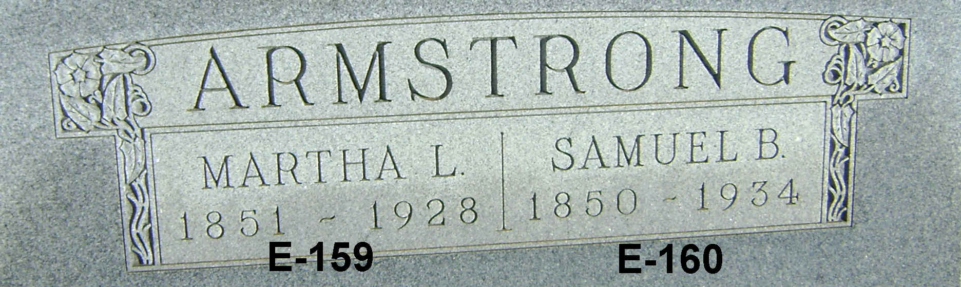 Martha A <i>Little</i> Armstrong