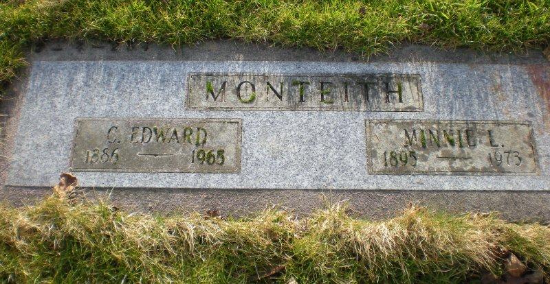 Minnie L. Monteith