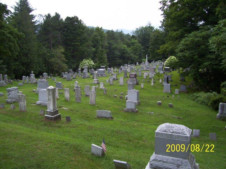 Hyde Park Village Cemetery
