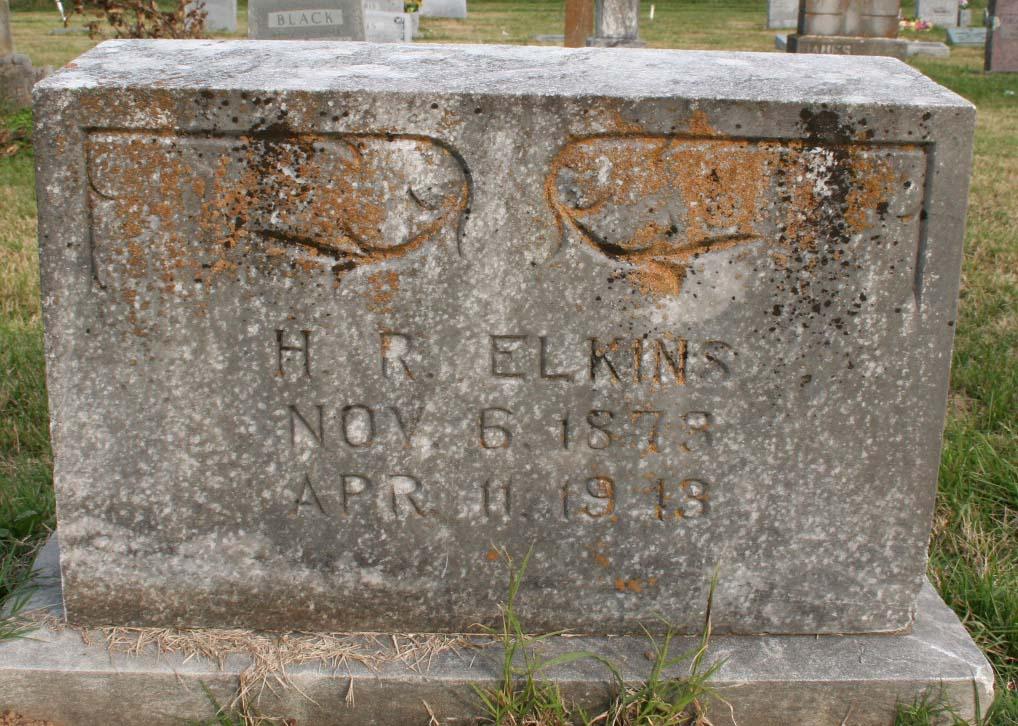 Rev Henry R. Elkins