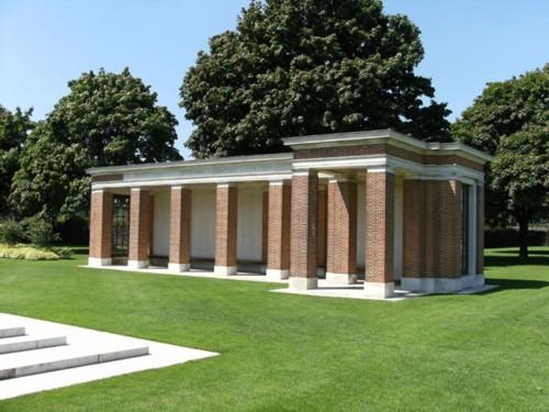 Groesbeek Canadian War Cemetery and Memorial